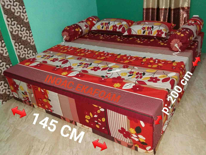 harga sofa bed inoac no 1 pewter kasur terbaru tahun 2017 agen busa