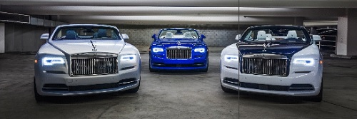 Spec Review Rolls Royche