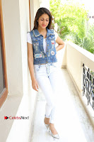 Telugu Actress Lavanya Tripathi Latest Pos in Denim Jeans and Jacket  0069.JPG