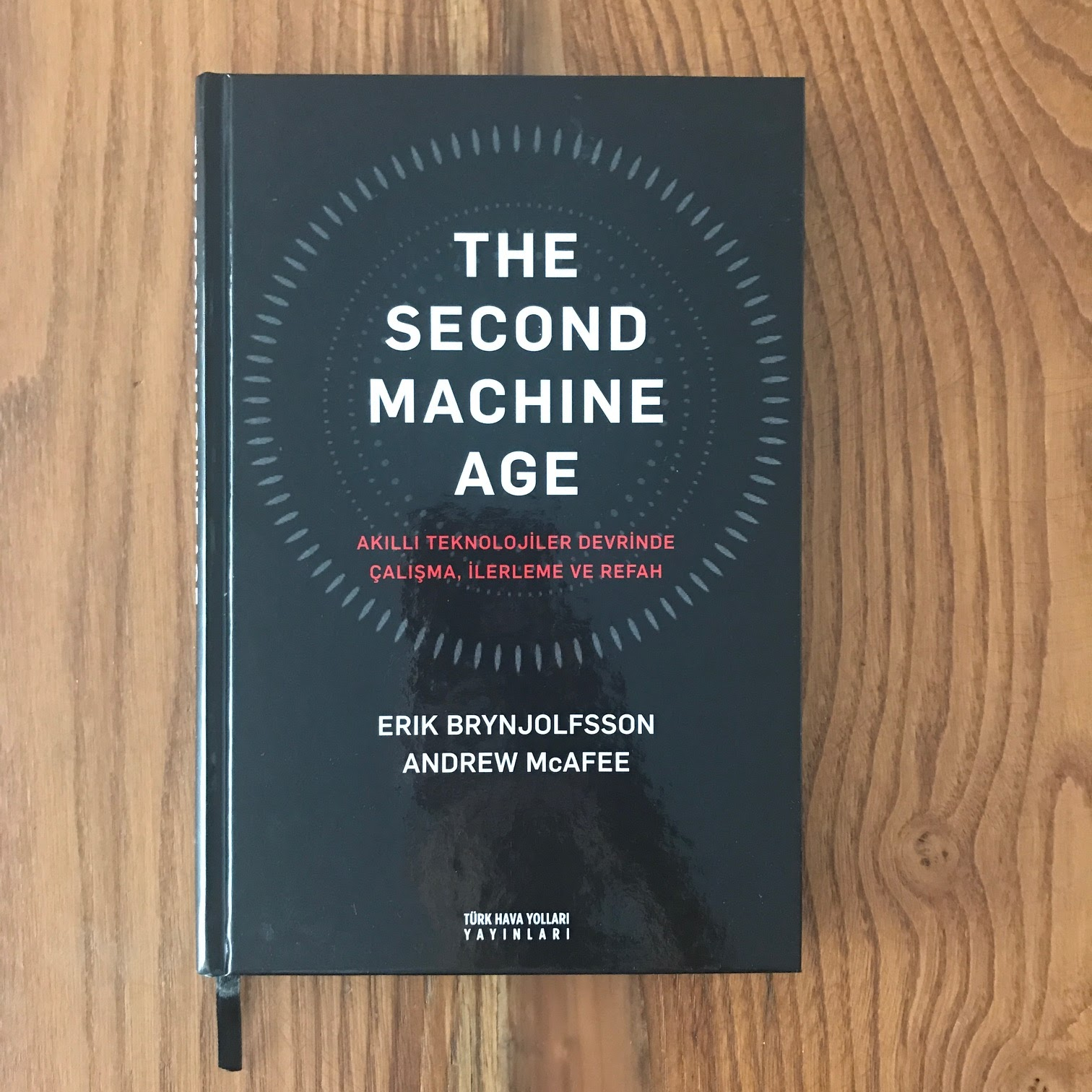 The Second Machine Age - Akilli Teknolojiler Devrinde Calisma, Ilerleme ve Refah (Kitap)