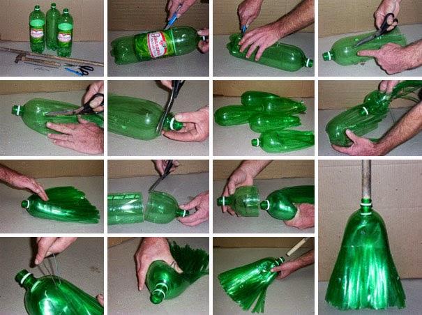 Grantnsaipan Cara Membuat Lampu Taman Dari Botol Bekas