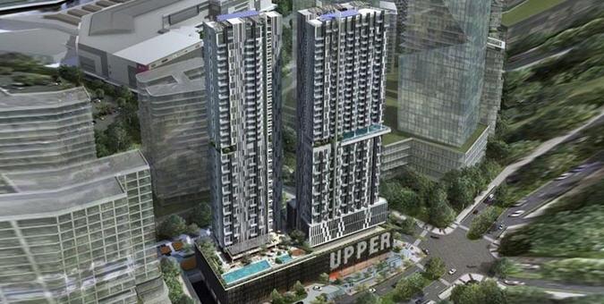 Upper West Apartemen