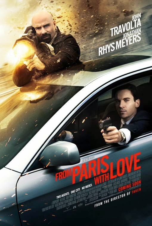 From Paris with Love (2010) ταινιες online seires xrysoi greek subs