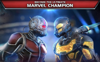 MARVEL Contest of Champions Apk v9.1.0 (Mod Damage)