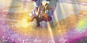 تقرير فيلم الانمي Tenki no Ko (أغير الطقس معك)