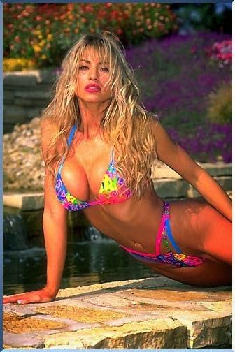 Fitness Model - Kim Paul