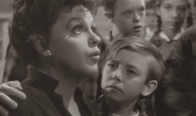 Judy Garland en Ángeles sin paraíso