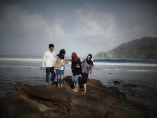 Candit foto diatas karang