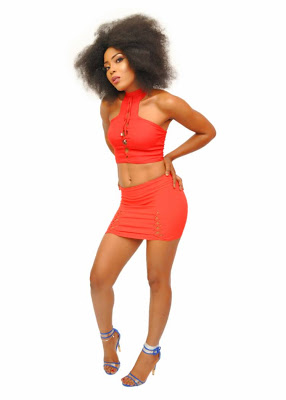 Actress Baby Blanche To Premiere Movie Trophy In October
