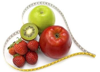 Tabla de alimentos de indice glucémico bajo