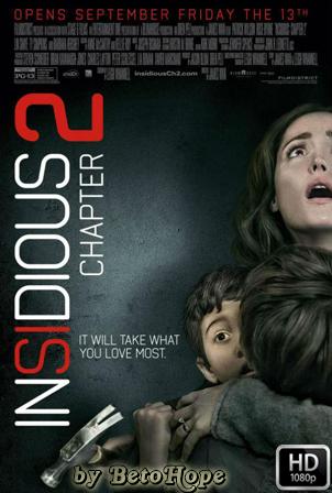 Insidious 2 [2013] [Latino-Ingles] HD 1080P  [Google Drive] GloboTV