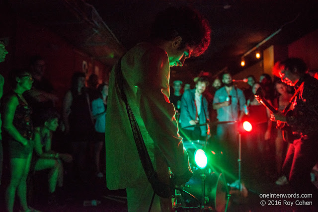 Yonatan Gat at The Smiling Buddha July 13, 2016 Photo by Roy Cohen for One In Ten Words oneintenwords.com toronto indie alternative live music blog concert photography pictures