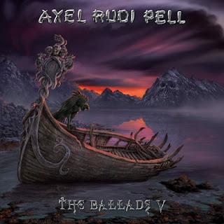 """Το βίντεο του Axel Rudi Pell για το τραγούδι """"Love's Holding On"""" από το album """"The Ballads V"""