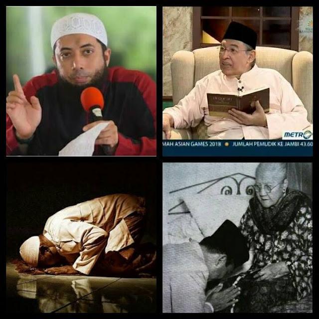 Meluruskan Khalid Basalamah yang Menyalahkan Tradisi Sungkem di Nusantara