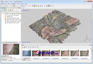 Agisoft PhotoScan Professional 1.2.7 Build 3100 Full Version