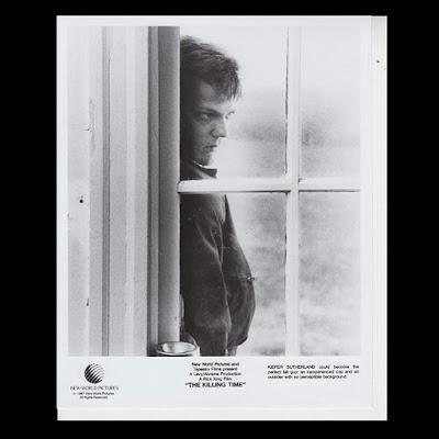 The Killing Time 1987 Kiefer Sutherland Image 1