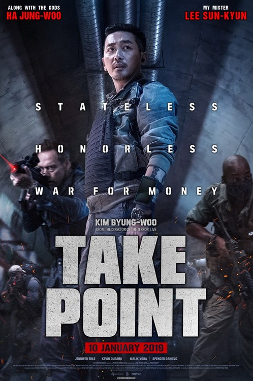 Review Filem Take Point