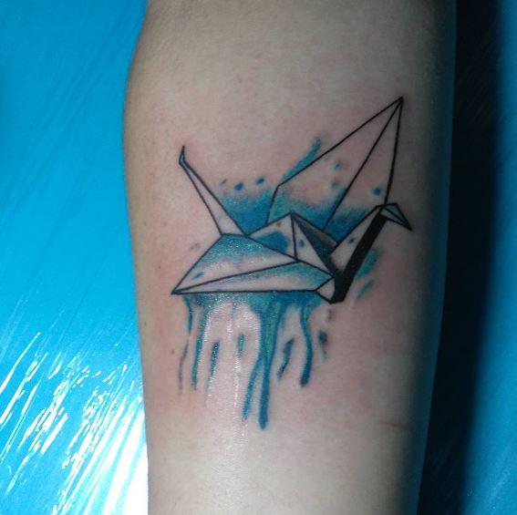 Origami Tattoos