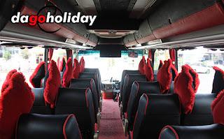 Sewa Bus Pariwisata di Bandung Murah untuk Rombongan