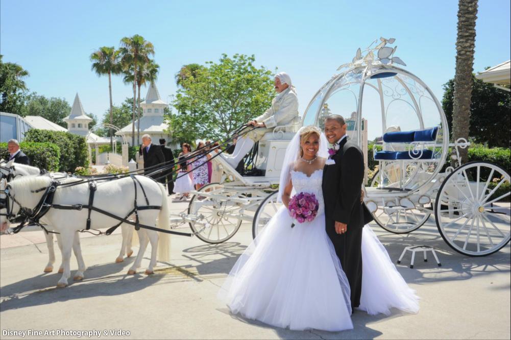 Walt Disney World Wedding Dresses 101