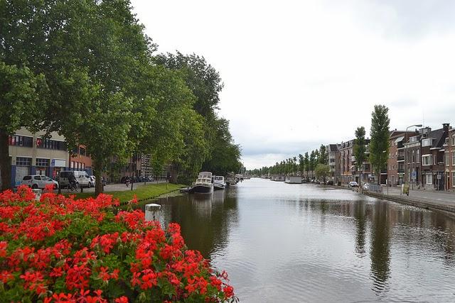 荷蘭的平坦景觀