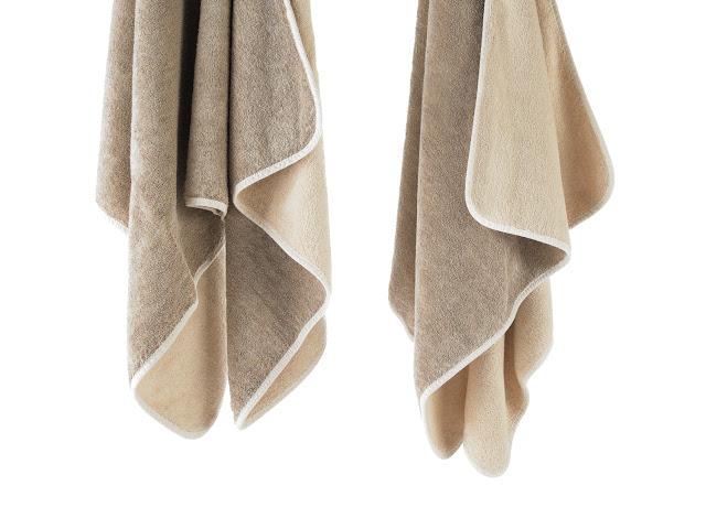 Abyss Habidecor toalla de baño Lino