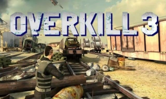 Overkill 3 v1.4.5 Para Hileli