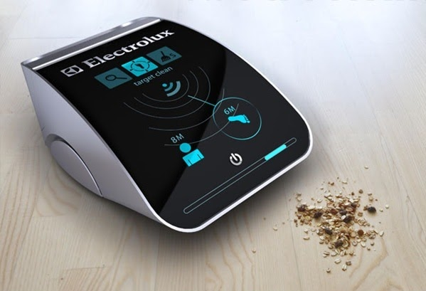 Robo Tap Cleaner Innovative Future Robot Vacuum Cleaner