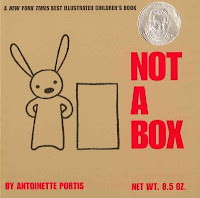 Cover image: Not A Box by Antionette Portis