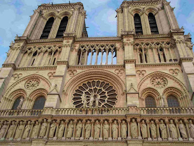 Lasers reveal mysteries of Notre Dame Cathedral