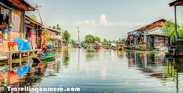 Teeming with the activities that typically constitute the day-to-day activities of an average human being, Dal Lake is almost an entire city on the water, complete with accommodation, transport, gardens, shops, and even full-fledged markets. And there is no dearth of activities to do in and about the huge lake that sprawls across a vast area of about 18 square kilometres.A shikara meandering through the lake to the tunes of the rhythmic rowing by the expert, phiron-clad boatmen is an image that has been etched into our minds by the blue-eyed Shammi Kapoor romancing and the pretty, petite SharmiTagore. But beyond the romance, the shikaras are the best mode of transport to reach the Mughal gardens, to explore the floating markets and vegetable gardens, or to simply experience the unparalleled splendour of the lakeEach lavish, British-style houseboat moored on the side of the lake or near the tiny Islands is a time capsule to the colonial times. Some of these houseboats are almost a century old and are still being rented out today. The houseboats are complete with well-furnished rooms, terraces, and verandas. Each houseboat has a dedicated kitchen, mostly on a separate, smaller boatFloating shops and markets bring the legendary Kashmiri Pashminas, and artefacts and even fruits, vegetables, and flowers to you as you lay back in your shikaras and enjoy the comforting sound of the water lapping the sides of thboat. This unusual market becomes even more unusual once you realize that several of the vegetables being sold out of these shikaras have been grown in the gardens that float on the Dal LakeReflections of the majestic mountains, often shaken by the ripples from the oars of the shikaras, and the impeccably manicured Mughal gardens that surround the lake take one back to the medieval times when Dal Lake used to serve as the summer resort for the Mughal Rulers The grandiose appeal, the surreal beauty of this 'paradise' is incomparable even today when pollution, crowding, and eutrophication are increasingly becoming a challenge. Several initiatives are currently in place to revive the fading lustre of this shining 'Jewel in the crown of Kashmir'. While the corrective actions are a must and need to be carried out, a lot of thought also needs to be given to the preventive actions that can help sustain the magnificence of the lake for the future.