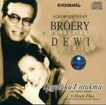 Broery Marantika feat Dewi Yull - Rindu Yang Terlarang ( Karaoke )
