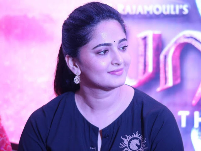 Anushka bahubali Promotion HD wallpapers