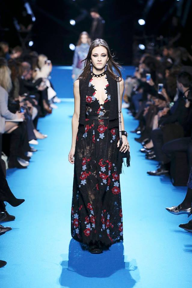 ELIE SAAB FALL WINTER 2016/17 | PARIS FASHION WEEK
