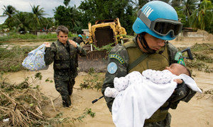 La ONU cierra una página en Haití, pero no finaliza su apoyo