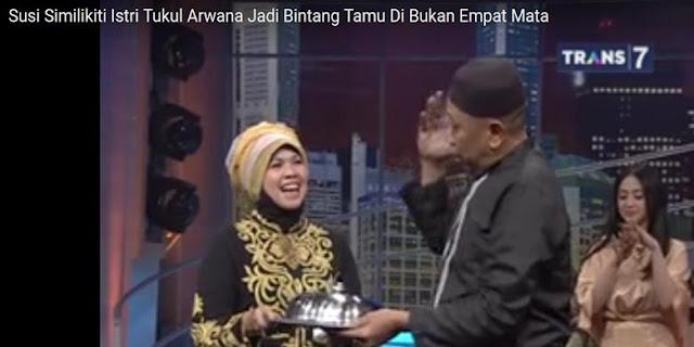 Istri Tukul Arwana Dikabarkan Meninggal Dunia