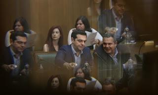 Το Σκοπιανό θα αναδιατάξει το εσωτερικό σκηνικό;