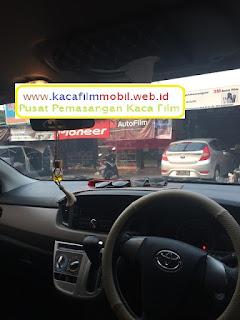 Harga Pasang  Kaca Film Mobil Sigra 3M