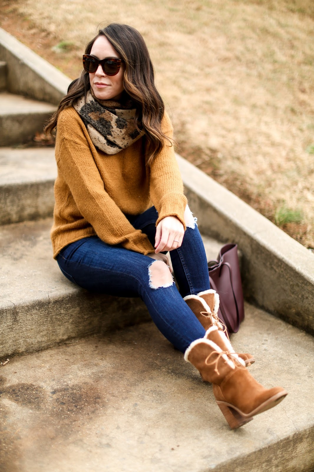 A Little Bit etc.: In Search of Cute Winter Boots