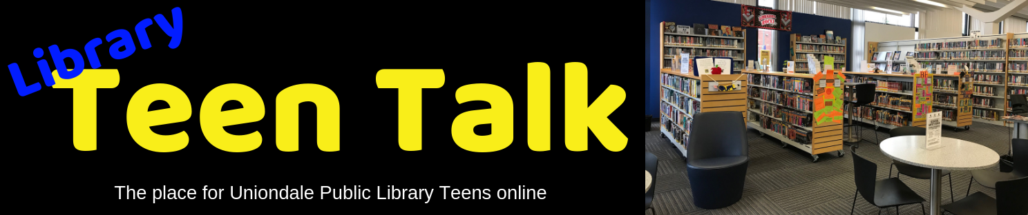 Library Teen Talk