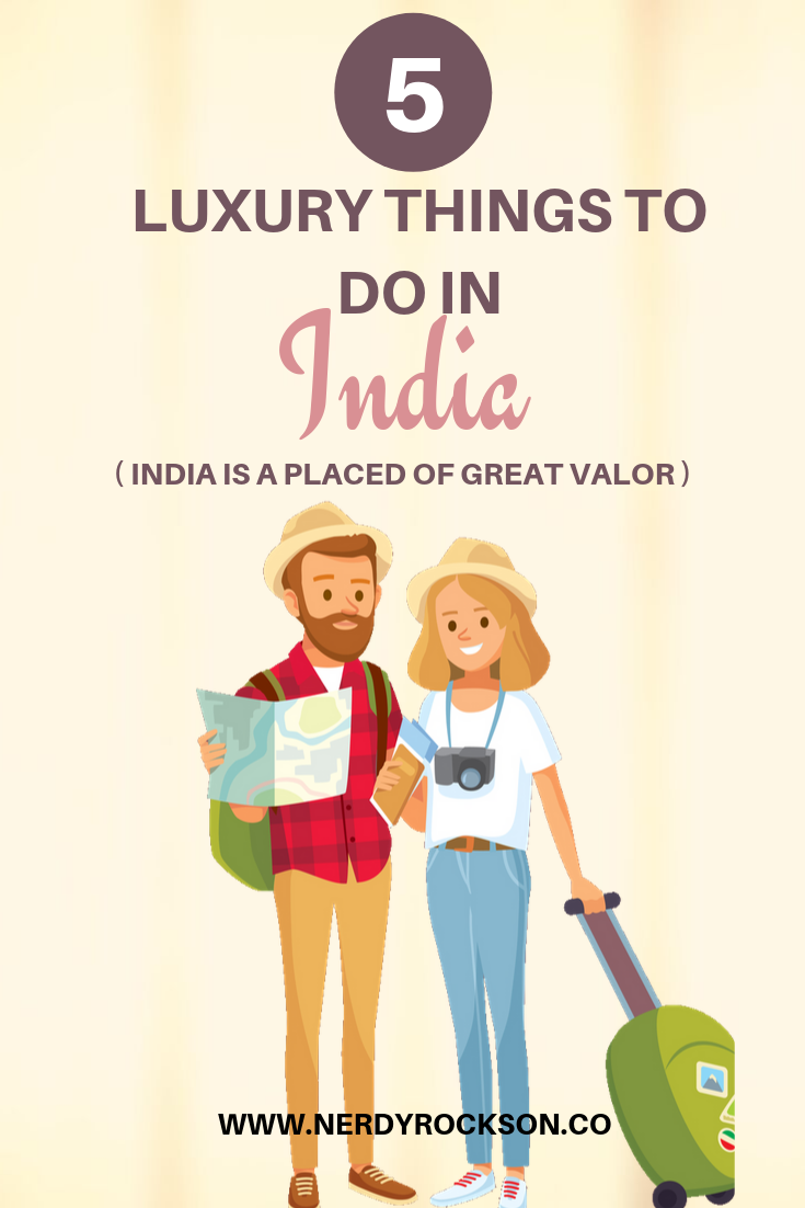 5  Luxury Things To Do In India