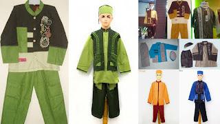Baju Muslim Anak Laki Laki 3 Tahun