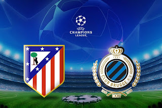 Брюгге – Атлетико М прямая трансляция онлайн 11/12 в 23:00 по МСК.