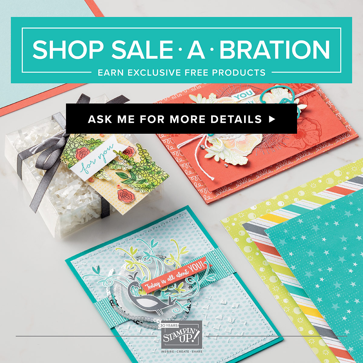 Shop-Sale-A-Bration 2018
