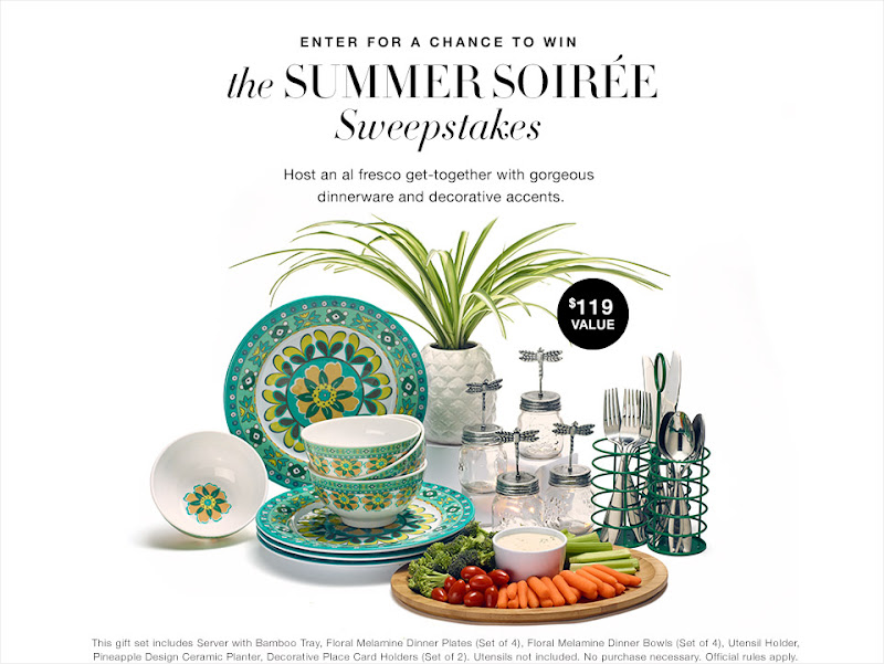 Click on image to Enter For A Chance To #Win - The #Summer Soiree #Sweepstakes | AVON