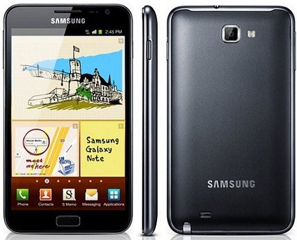 Samsung Galaxy Note 1 Specifications and Price