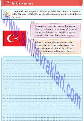 8. Sınıf Top Yayınları İnkılap Tarihi Çalışma Kitabı Cevapları Sayfa 36