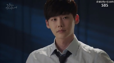 While You Were Sleeping Episode 17 Subtitle Indonesia