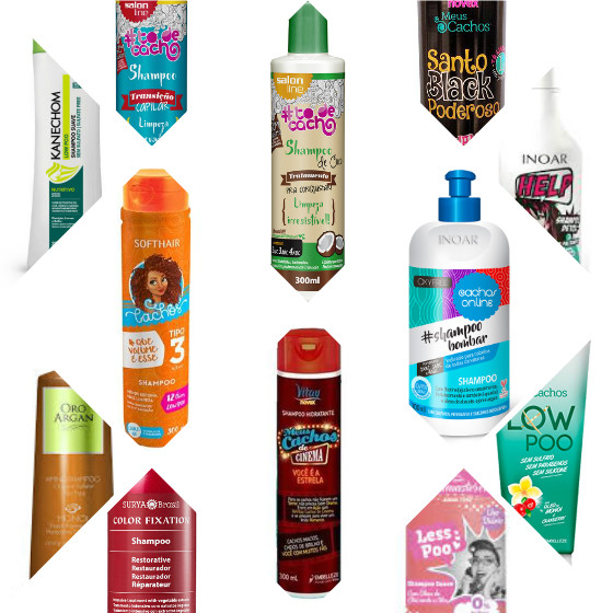 shampoos baratos liberados para low poo