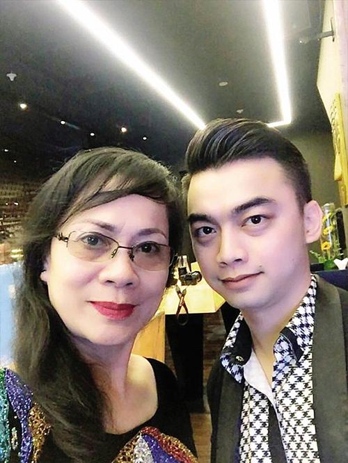 NSƯT Hương Dung bức xúc vì con trai Hà Duy bị tung tin lộ clip nóng